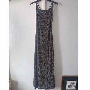 Vintage maxi dress by Tower